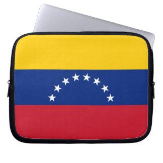 Venezuela-Flagge Laptop Sleeve Schutzhüllen