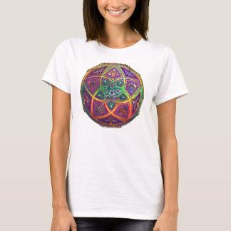 Venus-Blume Liebe-schöne Künste orientalischen T-Shirt