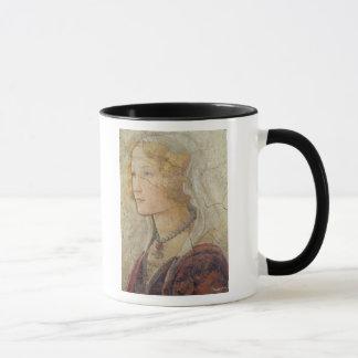 Venus und die drei Umgangsformen, die Geschenke Tasse