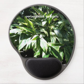 Veränderter Ingwer ergonomisches Mousepad