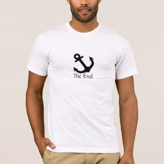 Verankern Sie das Ende T-Shirt