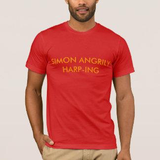 Verärgert lamentierender Simon T-Shirt