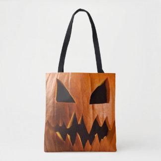 Verärgerter Halloween-Kürbis