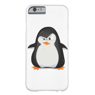 Verärgerter Pinguin Barely There iPhone 6 Hülle