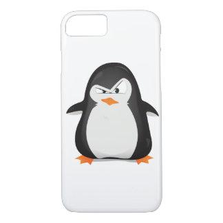 Verärgerter Pinguin iPhone 8/7 Hülle