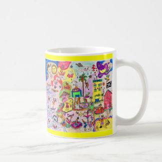 Verbessern Sie als Key West Kaffeetasse