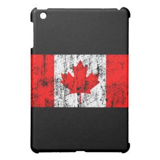 Verblaßte Flagge von Kanada iPad Mini Hülle