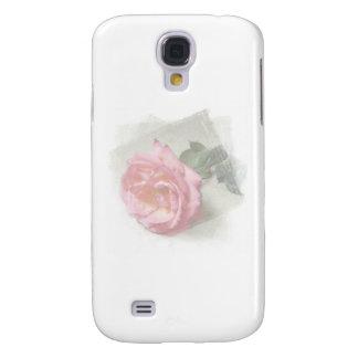 verblaßte Rose Galaxy S4 Hülle
