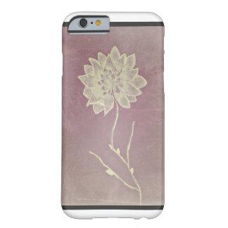 Verblaßter Blumen-Telefon-Kasten Barely There iPhone 6 Hülle