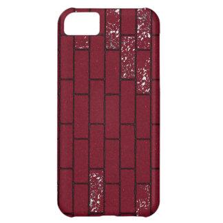 Verblaßter Ziegelsteine iphone Fall iPhone 5C Hülle