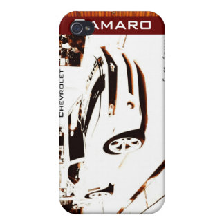 """""""Verblaßtes Camaro"""" © 2009 S.J. iPhone 4 Etui"""