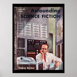 Verblüffenv060 n02 (1957-10.Street&Smith) _Pulp AR Poster