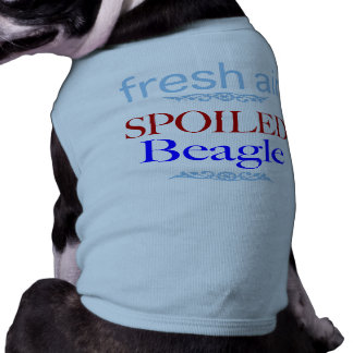 verdorbener Beagle Shirt