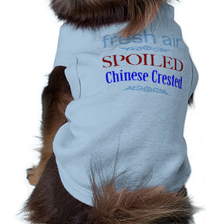 verdorbener Chinese Crested Top