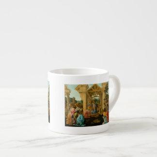 Verehrung der Weisen Espressotasse