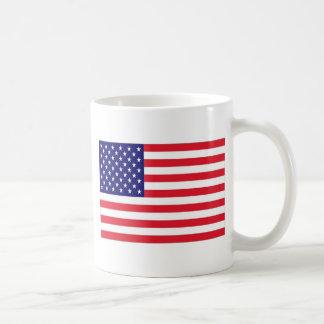 Vereinigte Staaten kennzeichnen Tasse
