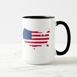 Vereinigte Staaten Tasse