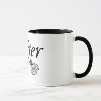 Verfasser-Saft Tasse