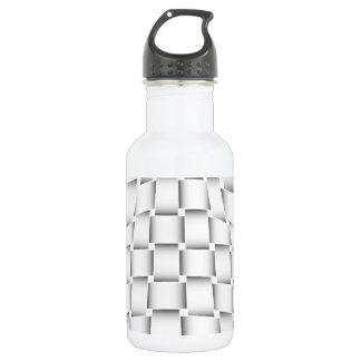 verflochtene Bänder Trinkflasche