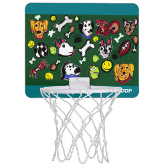 verfolgt Künste Mini Basketball Ringe