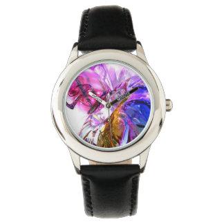 Vergnügens-Paradox abstrakt Armbanduhr