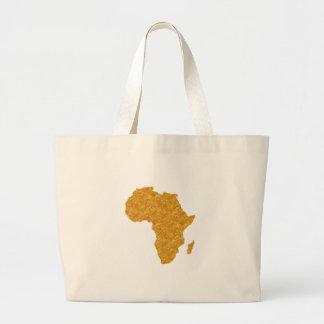 Vergoldet Afrika Jumbo Stoffbeutel