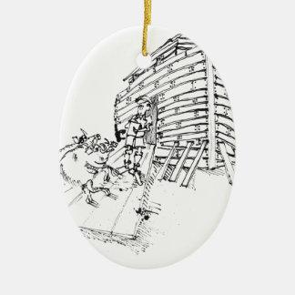 Verhältnis-Cartoon 1035 Keramik Ornament