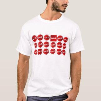 Verkaufs-Umbauten T-Shirt