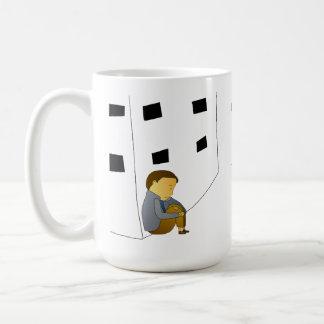 Verliert Kind Tasse