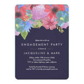 Verlobungs-Party der 12,7 X 17,8 Cm Einladungskarte