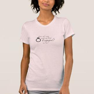 Verlobungs-T - Shirt