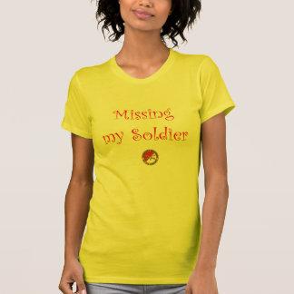 Vermisst mein Soldat T-Shirt