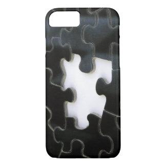Vermisstes Puzzlespiel-Stück iPhone 8/7 Hülle