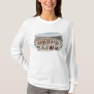 Veröffentlichung des Friedens T-Shirt