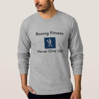 Verpacken-Fitness T-Shirt