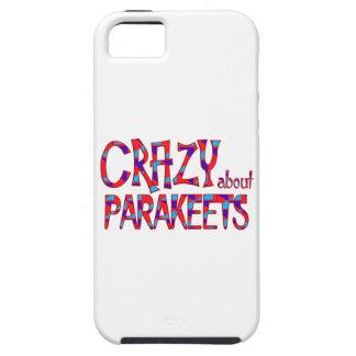 Verrückt über Parakeets Schutzhülle Fürs iPhone 5