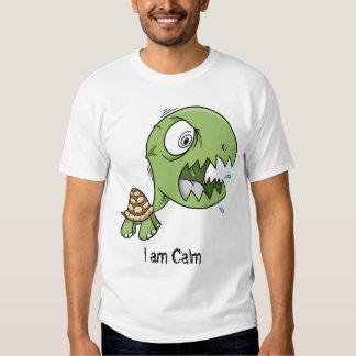 """Verrückte geisteskranke Schildkröte """"ich bin Shirts"""