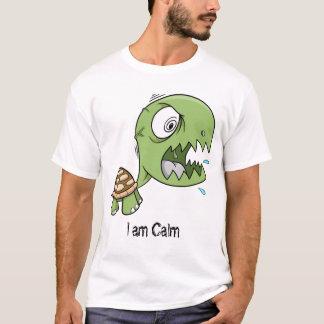 """Verrückte geisteskranke Schildkröte """"ich bin T-Shirt"""
