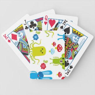 Verrückte Geschöpfe Poker Karten