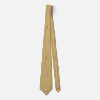 Verrückte Gesichts-Krawatte Krawatten