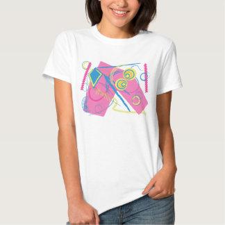 Verrückter 80er t-shirts