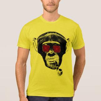 Verrückter Affe T-Shirt