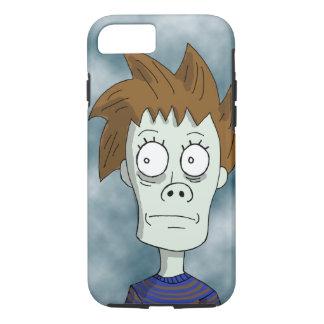 Verrückter Eddie sieht wie ein Zombie aus iPhone 8/7 Hülle
