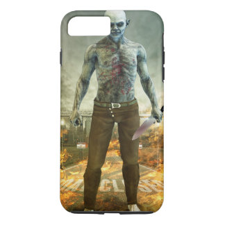 Verrücktes beängstigendes Monster-apokalyptische iPhone 8 Plus/7 Plus Hülle