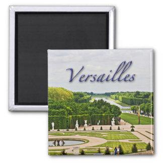 Versailles-Palast-Gärten Quadratischer Magnet