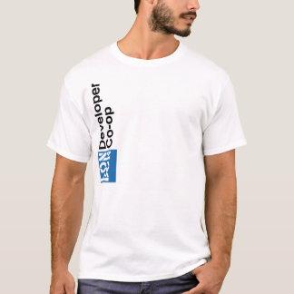 Verschiedene Arten der Domino-Entwicklung T-Shirt