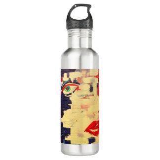 Verschwinden Sie rostfreie Wasser-Flasche Trinkflasche