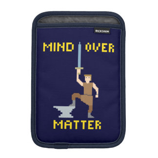 Verstand über Angelegenheit iPad Minihülse