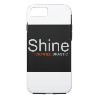 """Verstärktes drastisches - """"glänzen Sie"""" iPhone 6 iPhone 8/7 Hülle"""