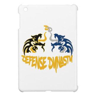 Verteidigungs-Dynastie-Unterzeichnung IPad Fall iPad Mini Hülle